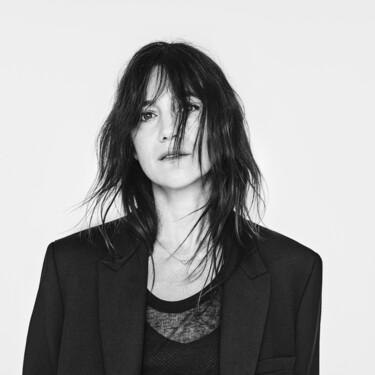Charlotte Gainsbourg ha creado para Zara una colección en edición limitada formada por prendas atemporales