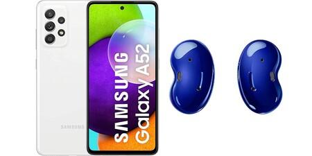 Galaxy A52 1