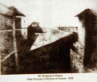 Así son tres de las primeras fotografías de la historia tomadas por Joseph Nicéphore Niépce
