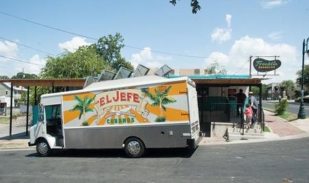 El camión de comida de