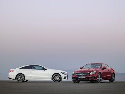 Mercedes-Benz Clase E Coupe, la opción entre el Clase C y Clase S