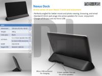 ASUS no quiere que a Nexus 7 le falten accesorios