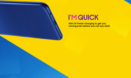 Samsung Galaxy M Oficial Usb Type C