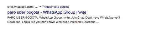 Whatsapp Grupos Abiertos Google 13