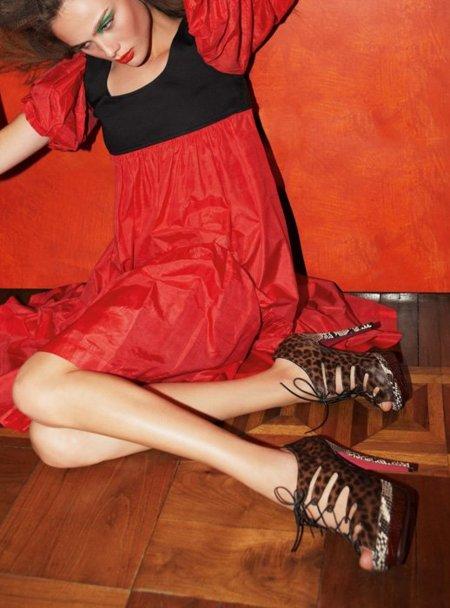 Colección calzado Úrsula Mascaró Otoño-Invierno 2011-2012: el gusto por el detalle