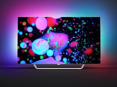 Philips ya tiene nueva tele OLED para 2017, es la POS9002 y vendrá con Ambilight y Android TV