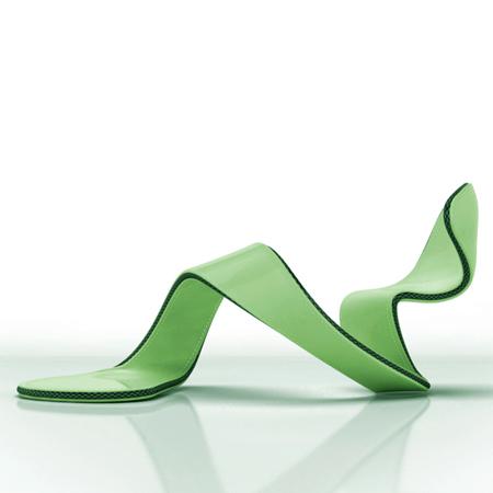 Mojito shoes en verde lima