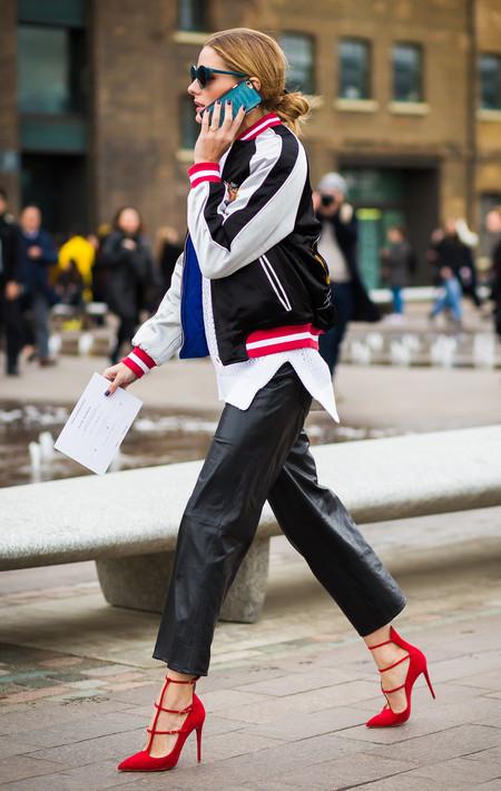 Olivia Palermo y Jeanne Damas nos inspiran para encontrar los zapatos de aguja más ideales para tu próximo look de fiesta