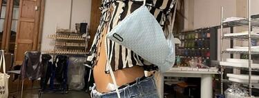 La Manso crea un bolso en forma de bikini que ha conquistado a Rosalía (y lleva el nombre de las actrices más cool de Hollywood)