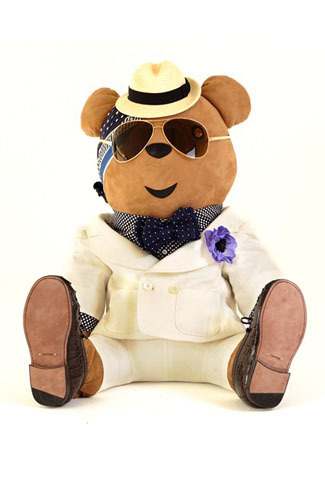 Tom Ford Pudsey Bear