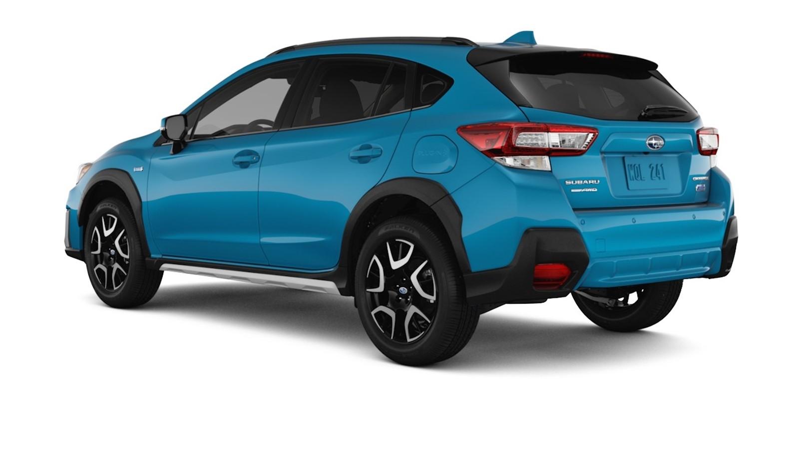 Foto de Subaru Crosstrek Hybrid 2019 (6/16)