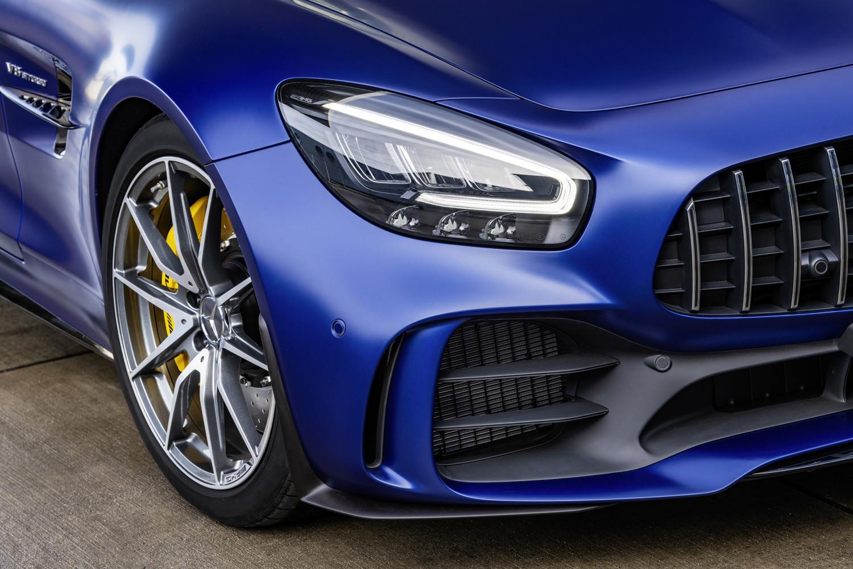 Foto de Mercedes-AMG GT R Roadster (21/29)
