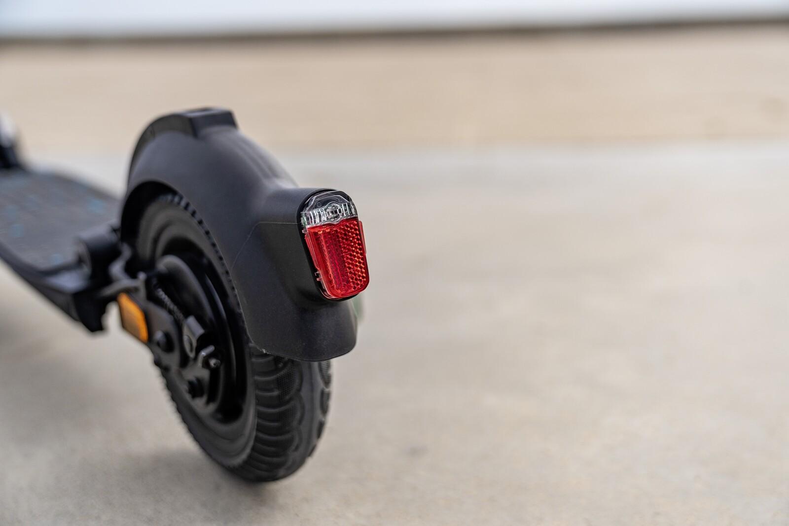 Foto de Mercedes-Benz eScooter (7/11)
