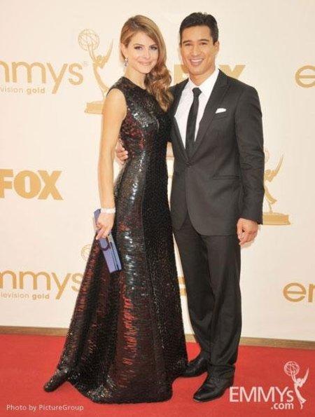 Maria Menounos Emmy 2011