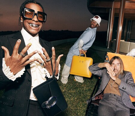 Gucci Retrata La Vida De Los Rockstars En Su Nueva Campana De Tailoring Para El Otono 3