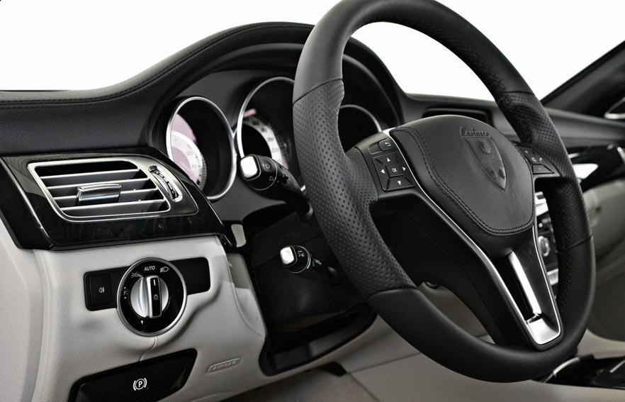 Foto de Lorinser Mercedes-Benz CLS Shooting Brake (6/6)