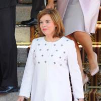 Soraya Sáenz de Santamaría quiere ser la nueva Pippa Middleton