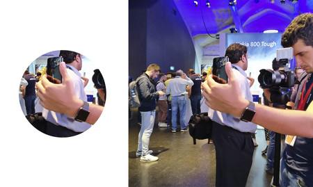 Camara Nokia 6 2 Retrato
