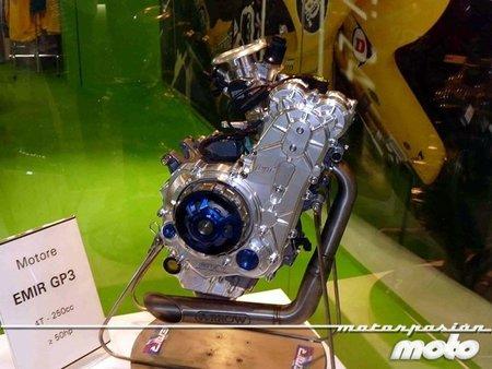 El motor de las Moto3 a examen