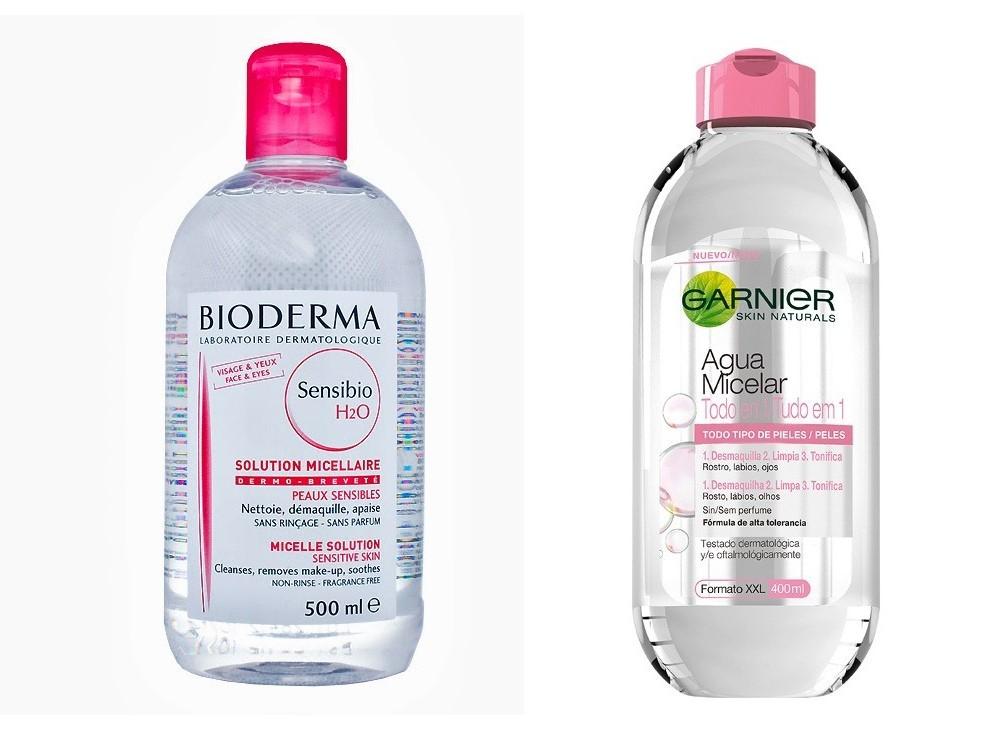 cc99c3ebd Comparamos la solución micelar de Bioderma con la de Garnier, ¡a examen!