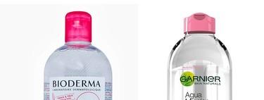 Comparamos la solución micelar de Bioderma con la de Garnier, ¡a examen!
