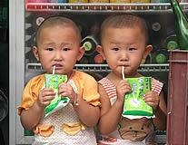 China empìeza a abrazar el consumo de lacteos