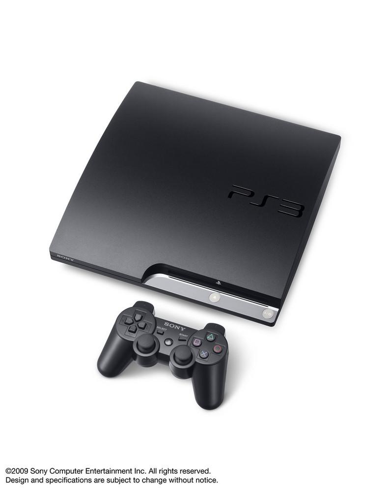 Foto de Sony PS3 Slim (8/9)