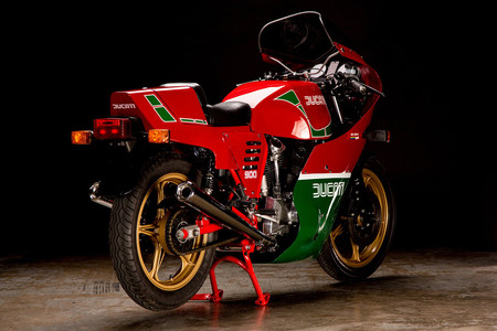Ducati 900 Mhr Mille Revival Cycles 7