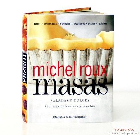El libro de Masas de Michel Roux