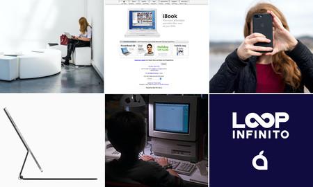 La última vez que Apple perdió dinero, nuevo iPad Pro, nuestros primeros recuerdos de Apple... La semana del podcast Loop Infinito