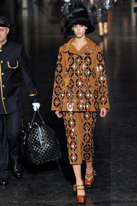 Louis Vuitton brillo