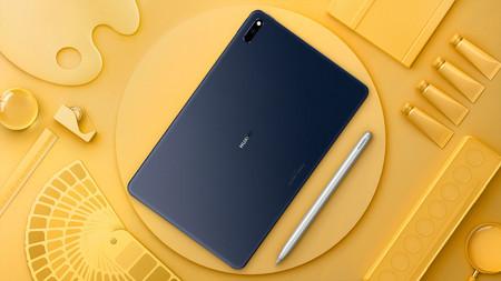 Ahórrate 100 euros en la tablet para estudiantes HUAWEI MatePad en Amazon y llévate los auriculares Freebuds 3i de regalo