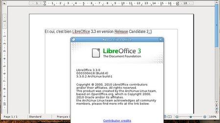 LibreOffice, otro paquete ofimático más para la Pyme