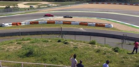 Dolorpasión™ es lo que pasa cuando te quedas sin frenos en tu Ferrari 488 GTB a final de recta en Estoril