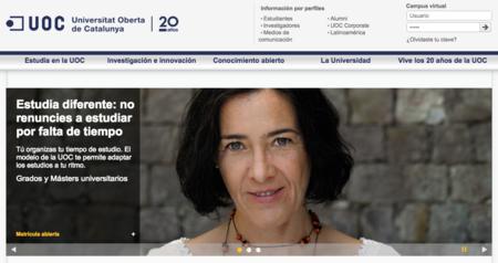 Ir a la universidad en internet stas son las alternativas for Universidad de valencia online