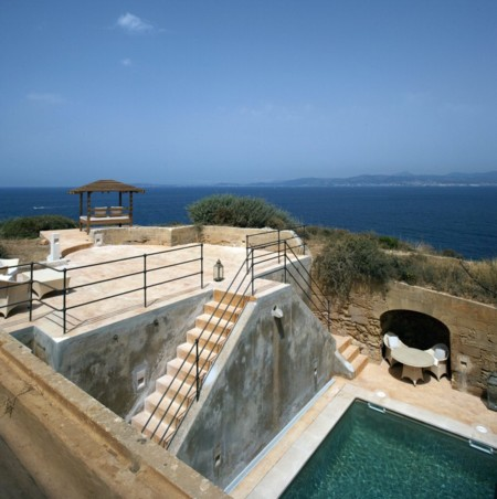 Cap Rocat Suite El Cabo