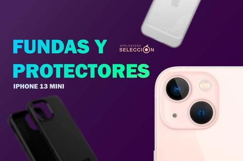 Fundas y protectores de pantalla para iPhone 13 mini: 11 opciones para proteger el nuevo smartphone compacto de Apple