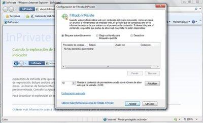 Internet Explorer sacrificó la privacidad de sus usuarios en favor de la publicidad online