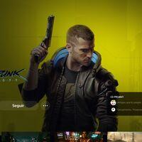 Cyberpunk 2077 aparece ya en la PlayStation Store de PS5 y el 21 de junio se podrá volver a comprar