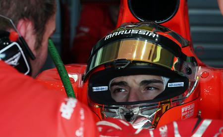 Ferrari quiere a Jules Bianchi en un equipo de mitad de parrilla