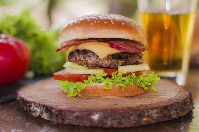 Por qué estoy obsesionado con hacer la hamburguesa más sostenible posible