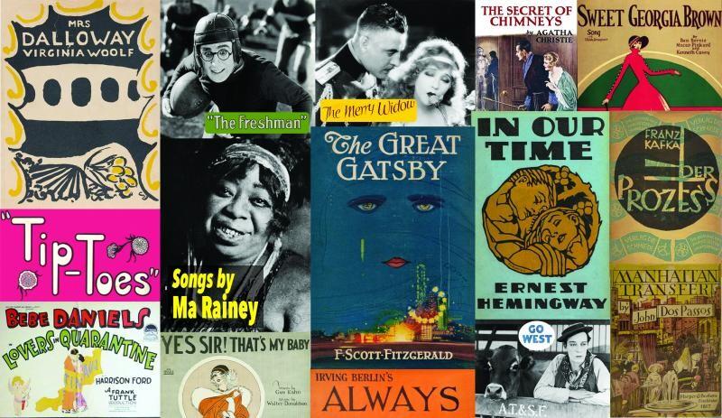 Aquí tenéis la mejor literatura, música, cine y pintura que pasa al dominio público en 2021