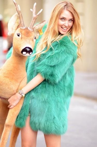 Tendencias Otoño-Invierno 2011/2012: soy la mujer del Yeti