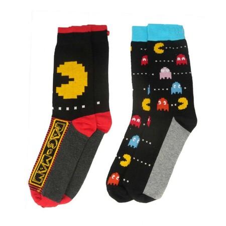 Calcetines Pacman