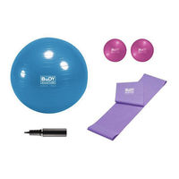 Ponte en forma con el kit de accesorios para pilates de Body Sculpture por 15,90 euros en Amazon