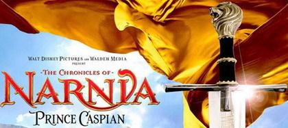 Trailer de 'Las Crónicas de Narnia: El Príncipe Caspian'