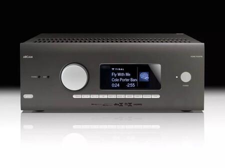 Arcam anuncia el AVR5, un amplificador audio vídeo con soporte para Dolby Atmos al que en un futuro se le podrá añadir HDMI 2.1