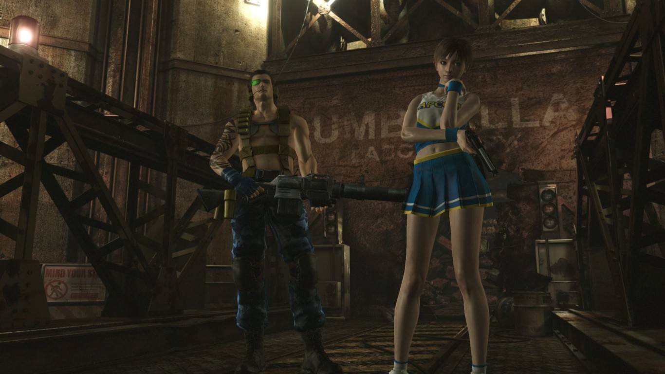 Resultado de imagen para RESIDENT EVIL ZERO REMASTERED gameplay