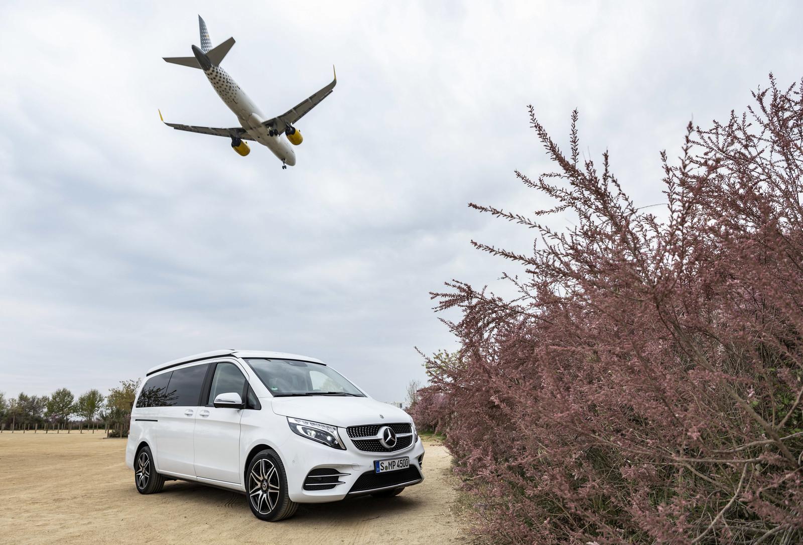 Foto de Mercedes-Benz Marco Polo 2019 (36/49)