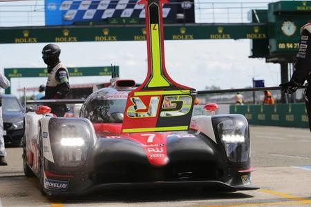 Toyota Prologo 24 Horas Le Mans 2017 1